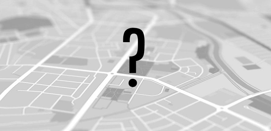 Como devo proceder quando o CEP do meu endereço aparece como inexistente ou inválido?