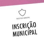 Emissão de Inscrição Municipal