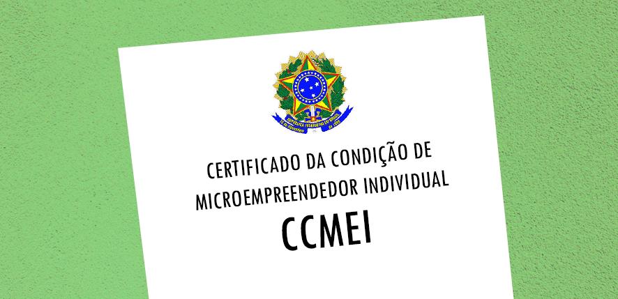 Impressão de CCMEI – Certificado do MEI
