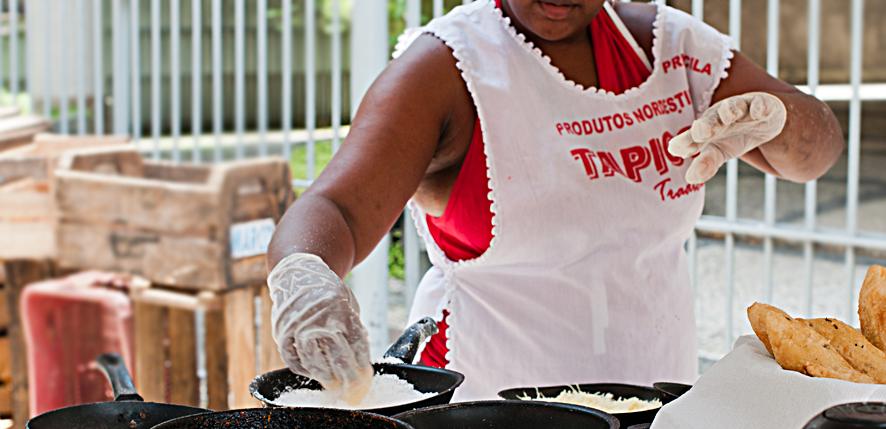 Tapiocaria: Fábrica e Comércio